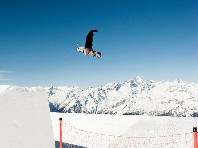 snowpark madonna di campiglio