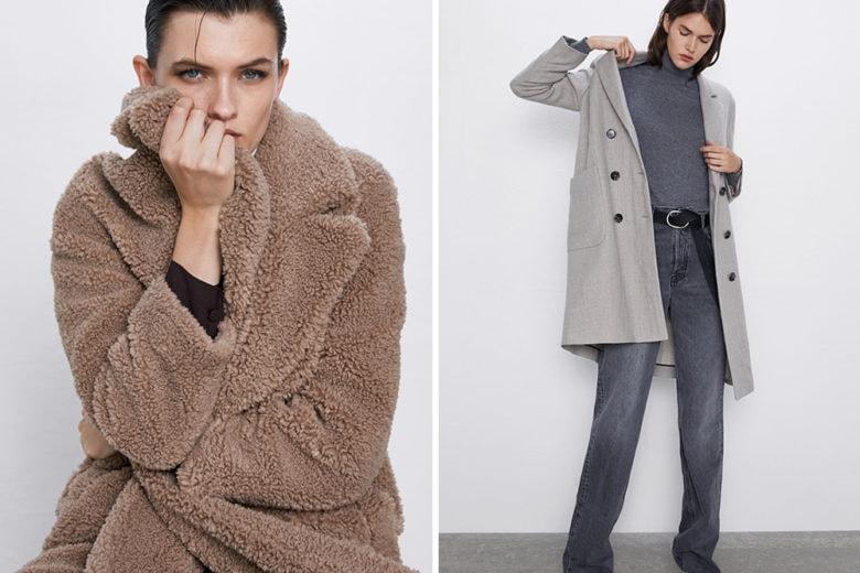 Questi sono i 10 cappotti di Zara che svolteranno il vostro inverno!