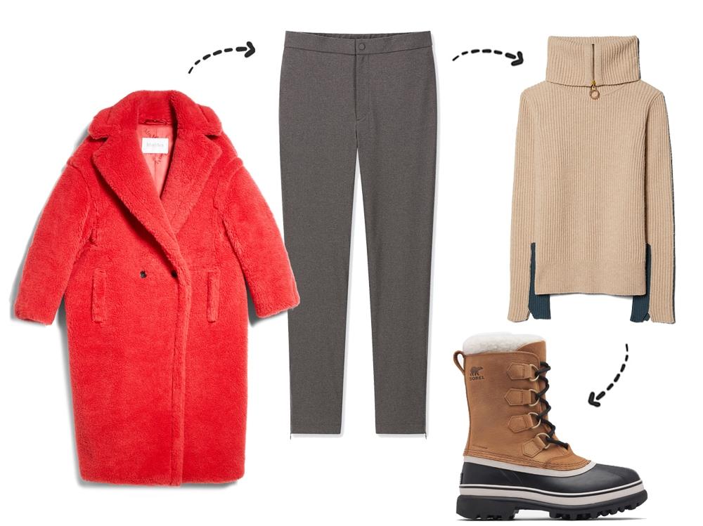 Come vestirsi in montagna: 5 look e abbinamenti perfetti per