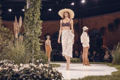 A Varsavia, dentro lo show della collezione primavera-estate 2020 del fashion brand europeo C&A