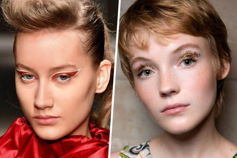 10 make-up nei colori invernali da replicare subito