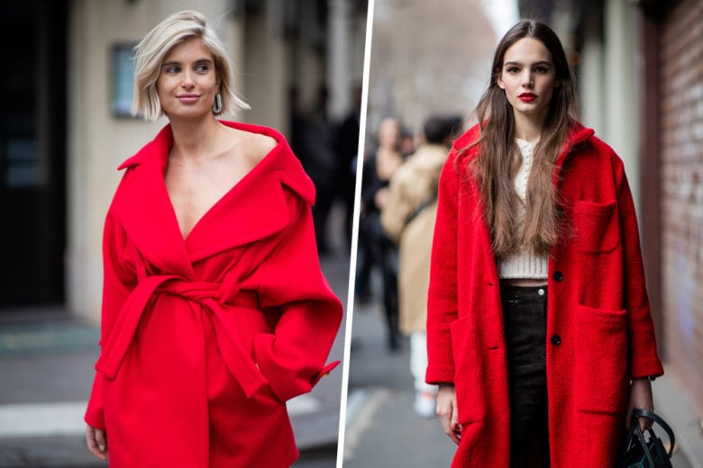 Cappotti rossi 2019: 10 modelli a cui proprio non potrete dire no