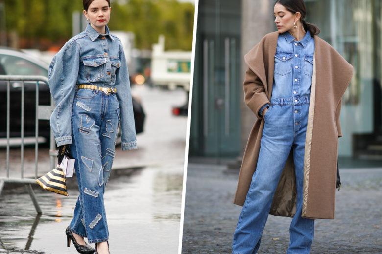 """Un 2020 in denim: il jeans """"all over"""" per affrontare il 2020 con stile"""
