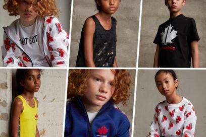 Sport Edtn. 01: la collezione Dsquared2 per boys and girls