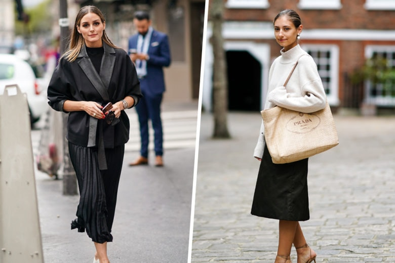 "No, non è la ""solita"" gonna nera! 5 idee top per abbinarla con stile"