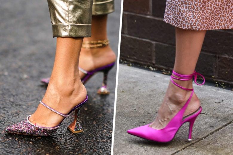 Scarpe da favola: ecco le più belle da indossare per le feste!