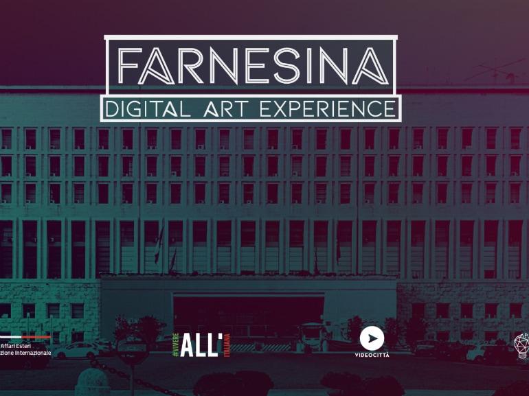 Farnesina Digital Art Experience