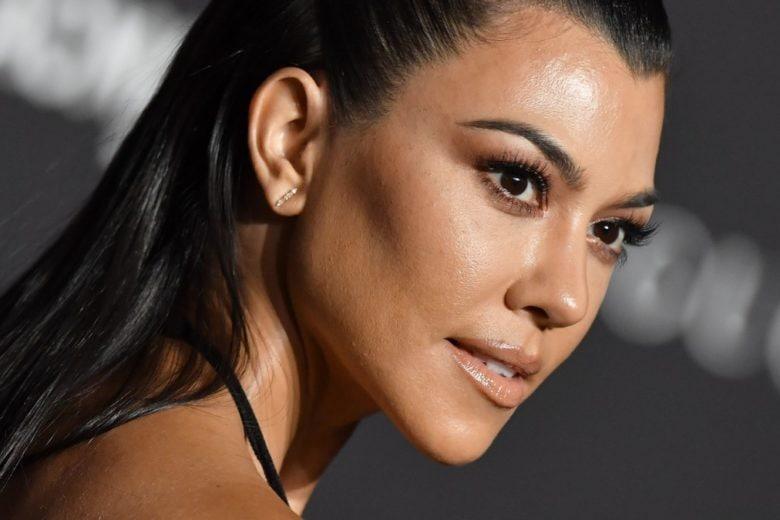 I figli di Kourtney Kardashian hanno già una skincare routine