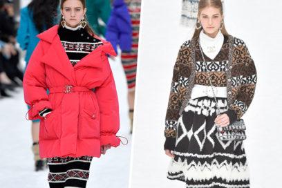 Mountain Chic: 5 outfit mix & match per essere trendsetter anche sottozero!
