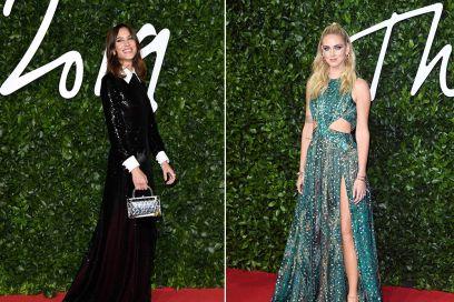 Chiara Ferragni, Julia Roberts e le altre star meglio vestite della settimana (British Fashion Awards edition)