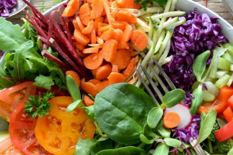 5 verdure da mangiare in Primavera per sgonfiarsi e dimagrire