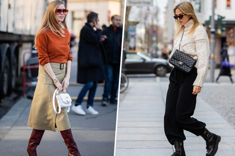 Come abbinare scarpe e borse: 10 consigli e idee look per l'inverno