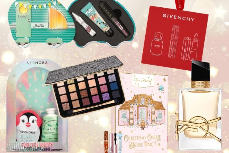 I regali beauty di Natale più desiderati sono da Sephora