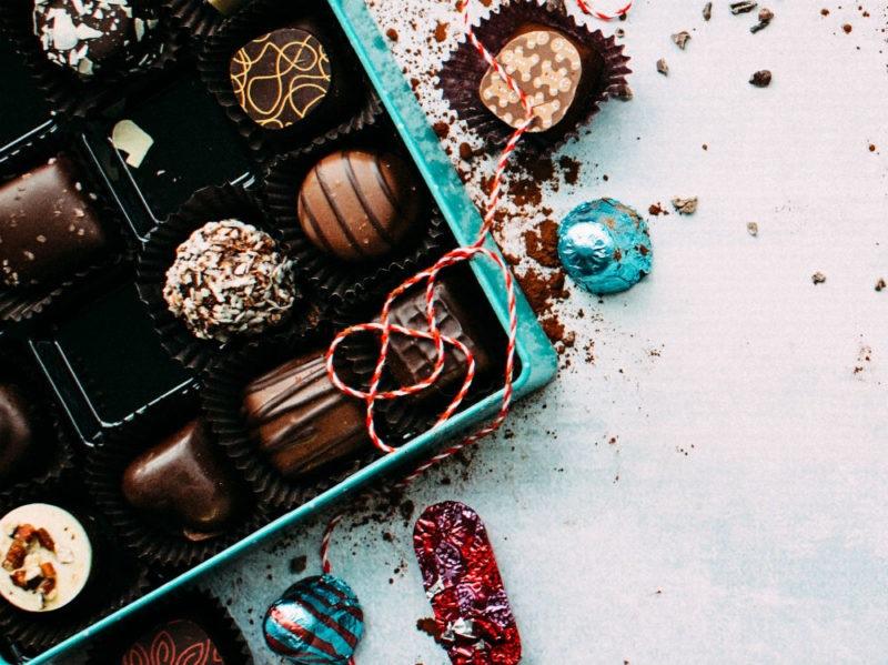 dolci cioccolatini