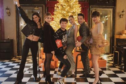 Free to be: ogni Natale è unico e con Zalando si festeggia insieme, con stile!