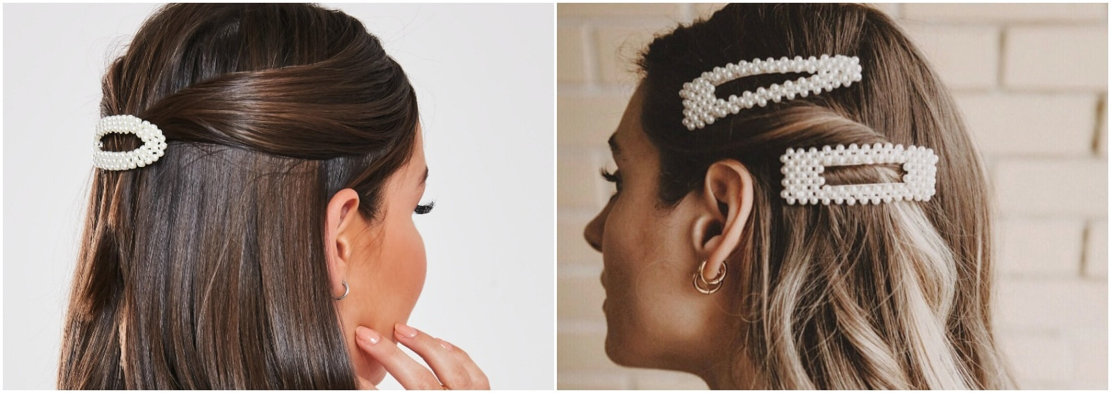 fermagli con le perle come portarli sui capelli per avere un look glam cover desktop