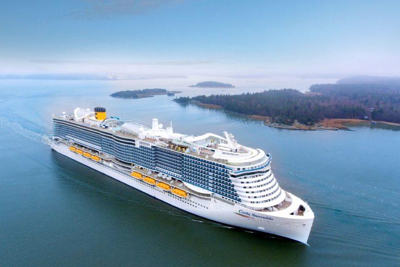 Al varo la nuova Costa Smeralda: la nave dell'innovazione responsabile
