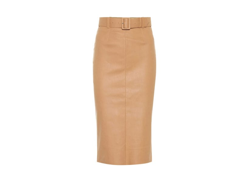 pencil-skirt-di-pelle-STOULS-mytheresa