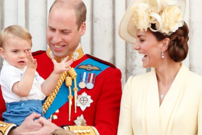 Kate Middleton ha spifferato quali sono state le prime parole del principe Louis