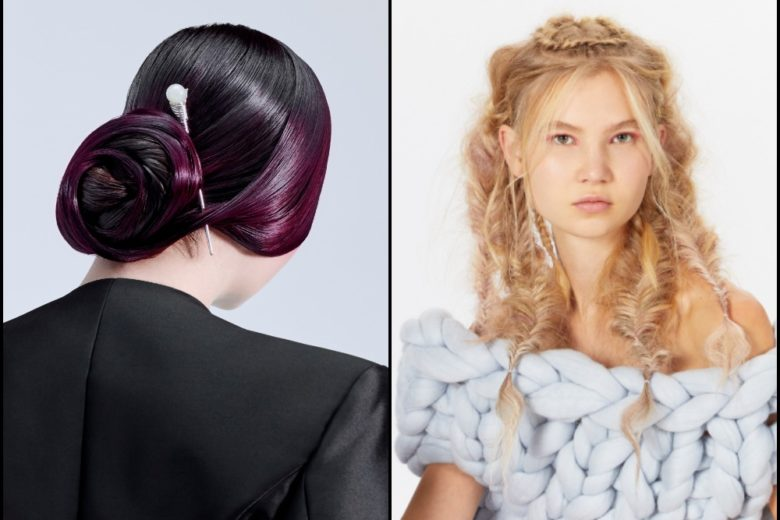 Acconciature per capelli raccolti:  idee alternative per svoltare il look