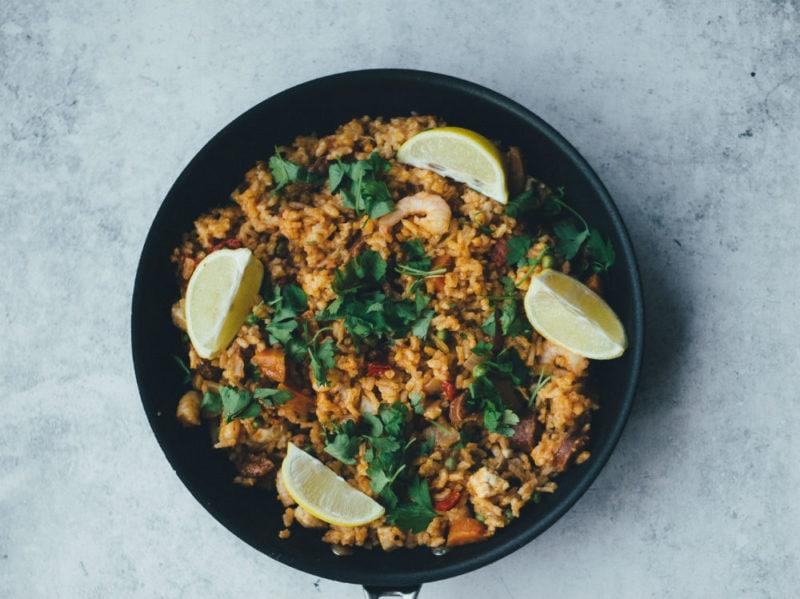 riso piatto