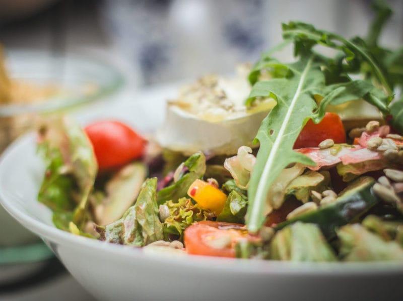 rucola piatto insalata