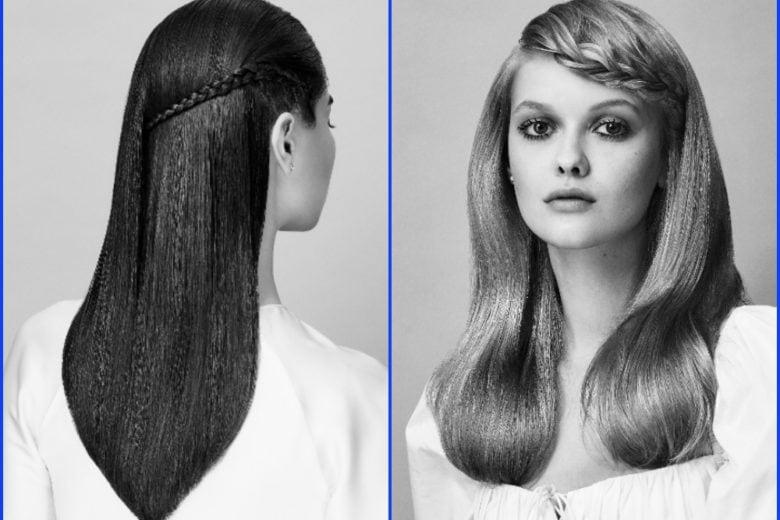 Acconciature con le trecce: le idee di semiraccolto più belle per capelli da favola