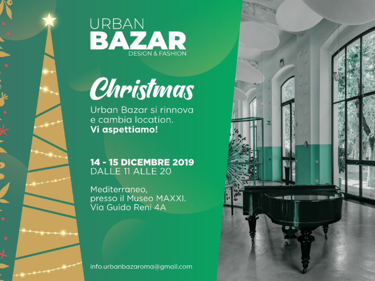 urban bazar roma