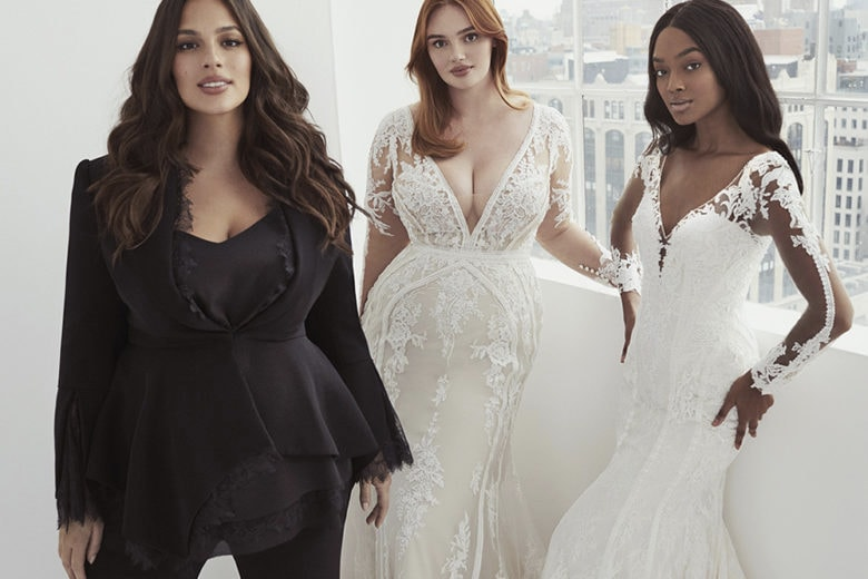 Pronovias lancia una collezione creata con Ashley Graham