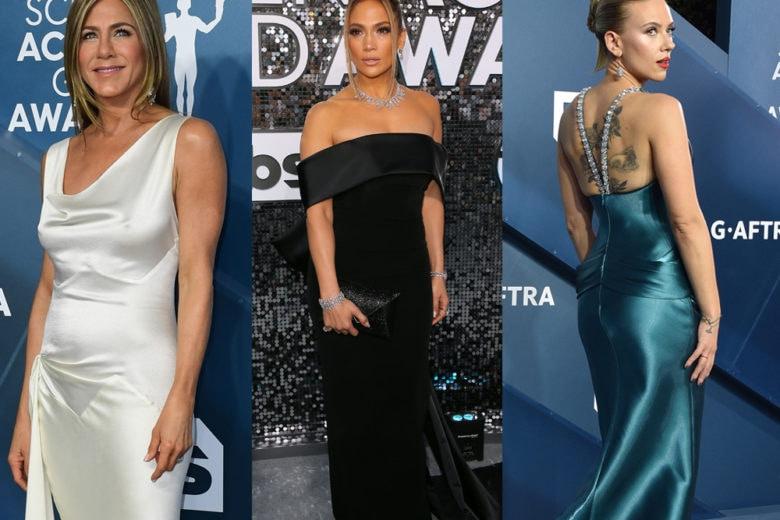 SAG Awards 2020: tutti gli abiti delle star