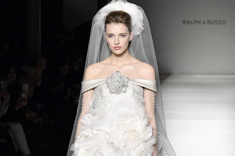 Abiti da sposa dalle sfilate Haute Couture PE 2020