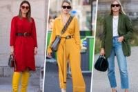 Come vestirsi bene in primavera: 7 combo da provare per un look da 10 e lode