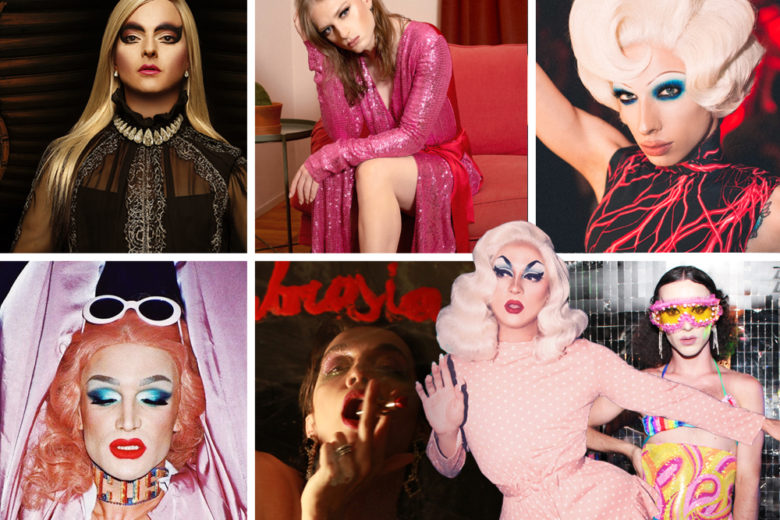L'arte del make-up come strumento per esprimere se stessi: sette performer raccontano la loro storia