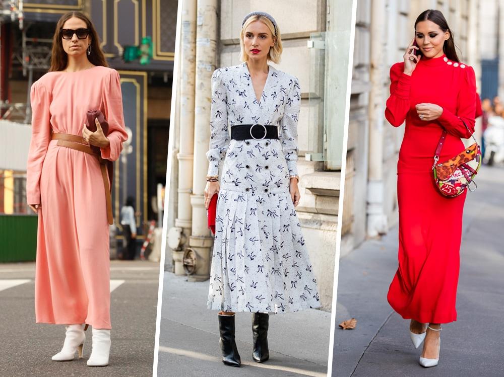 Che scarpe mettere con un vestito lungo: 5 outfit da provare