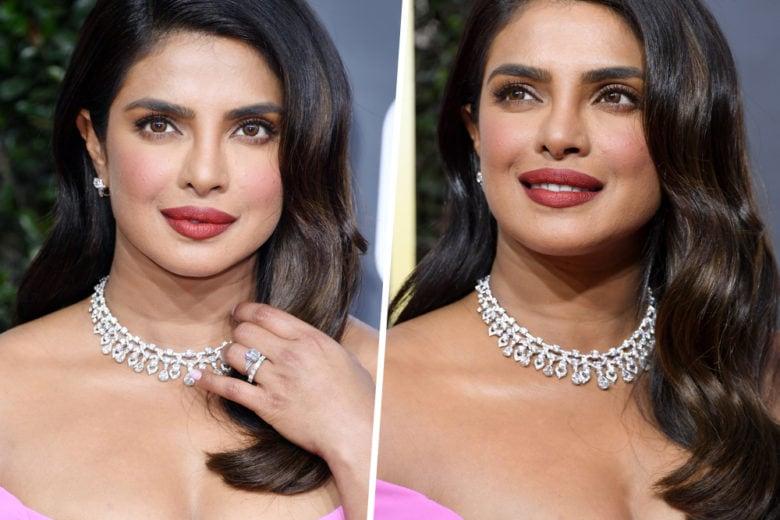 Trucco sofisticato: ecco come copiare il beauty look di Priyanka Chopra Jonas per una serata speciale