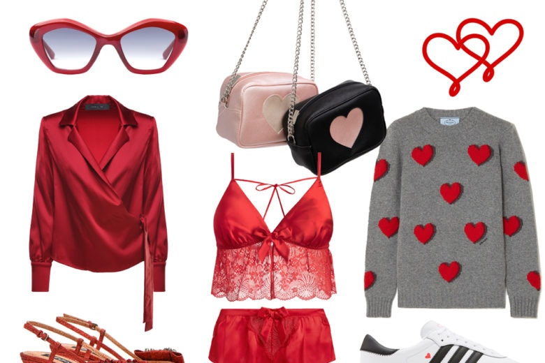 I fashion must per un San Valentino da favola!