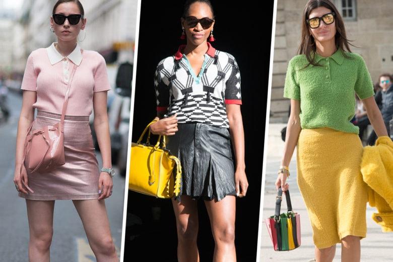 Knitted polo: ecco la tendenza più cool della prossima primavera!