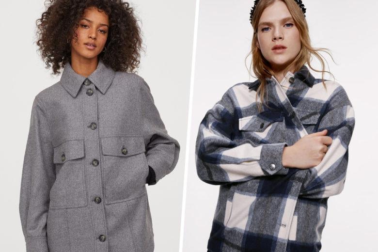 La giacca-camicia è il nuovo tormentone fashion da avere