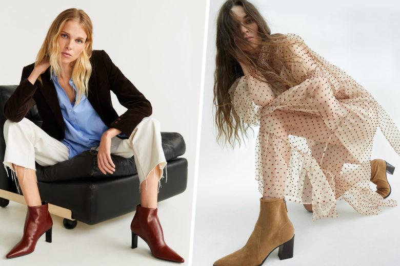 Stivaletti: ecco i modelli per iniziare il 2020 con il piede (e con lo stile!) giusto