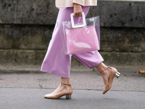 Scarpe con tacco comodo: le più belle della Primavera 2020