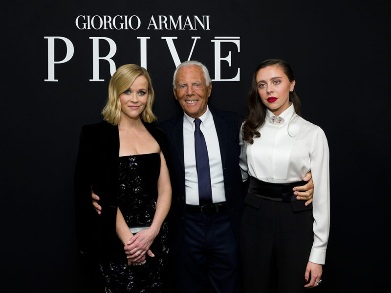 Reese-Witherspoon,-Giorgio-Armani-and-Bel-Powley_credit-SGP