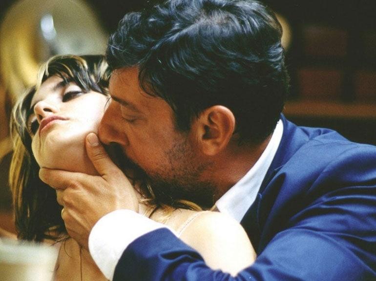 Sergio Castellitto e Penelope Cruz