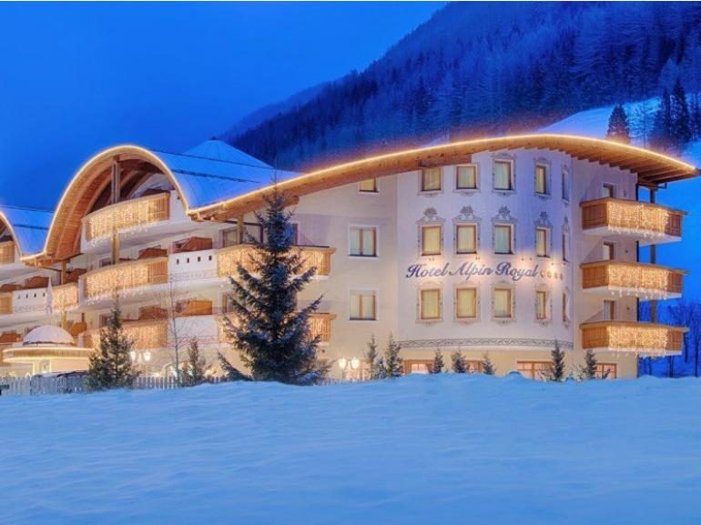 Wellness Refugium e Resort Hotel Alpin Royal San Giovanni