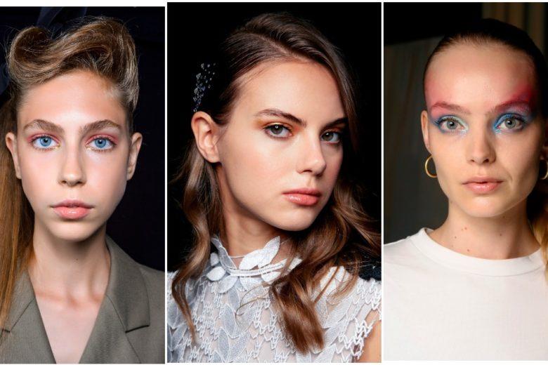 Acconciature capelli Primavera 2020: i look più belli visti in passerella