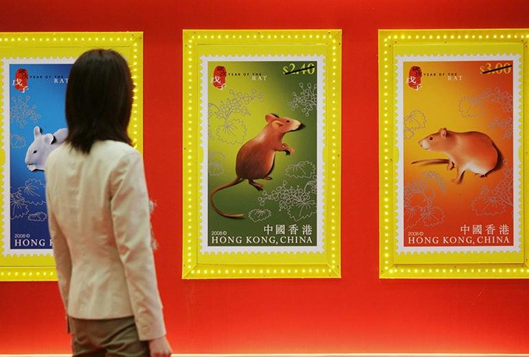 Capodanno cinese: ecco chi avrà più fortuna nell'anno del Topo
