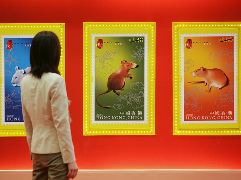 Hongkong Post holds the