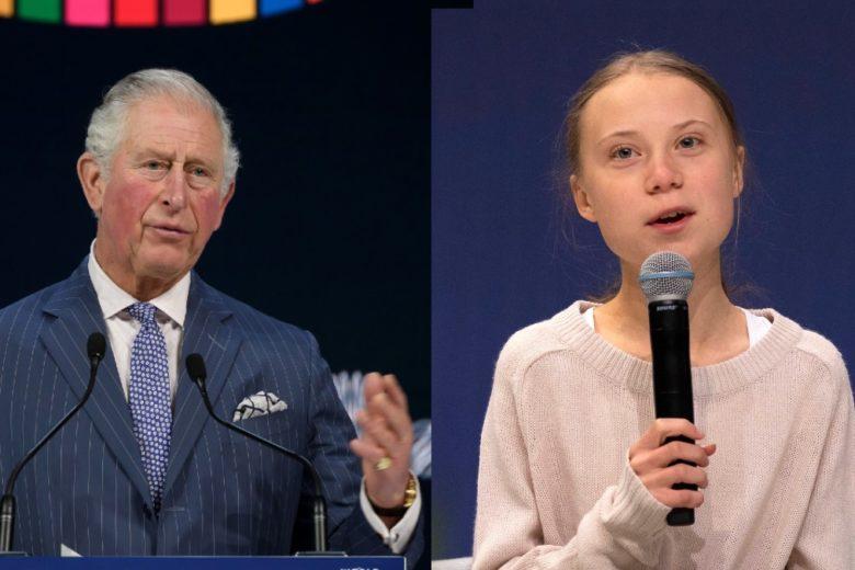 Greta Thunberg ha incontrato il principe Carlo (e hanno definito un obiettivo comune)