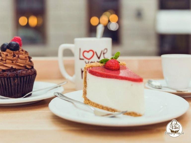 cheesecake weekend bakery house