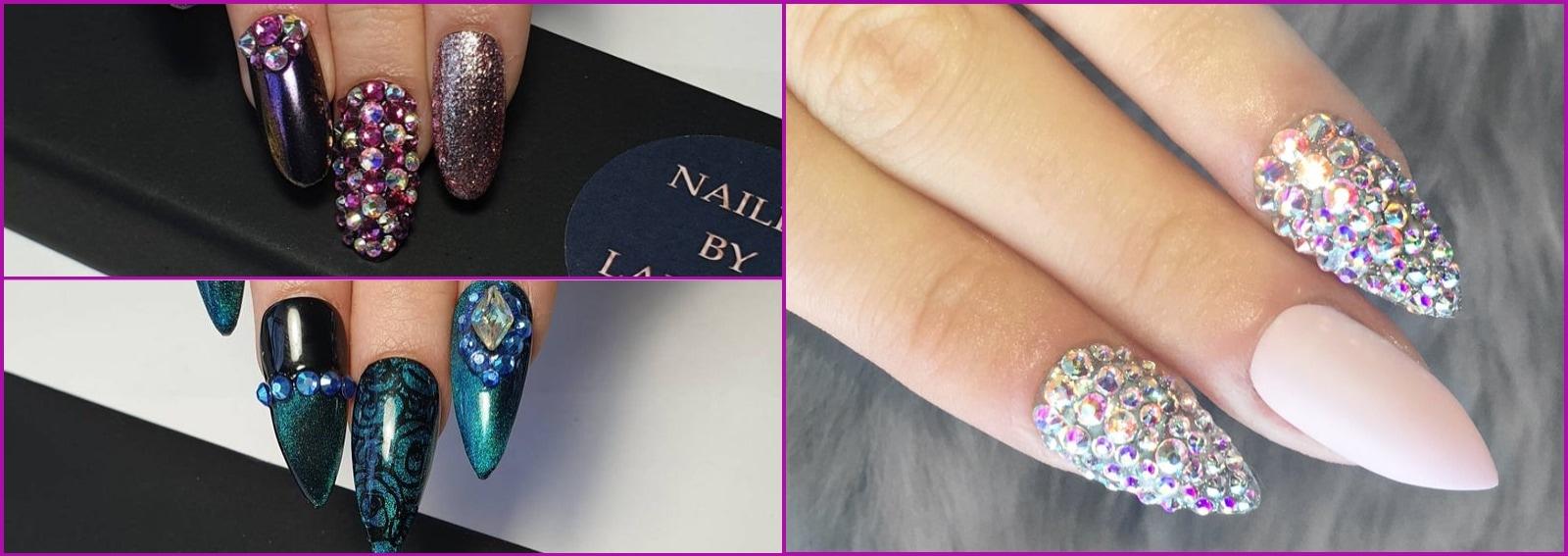 crystal nails cover desktop