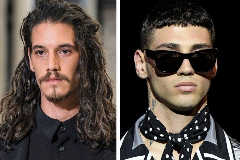 Vintage, ribelle o bon ton, questa primavera i capelli uomo si portano così